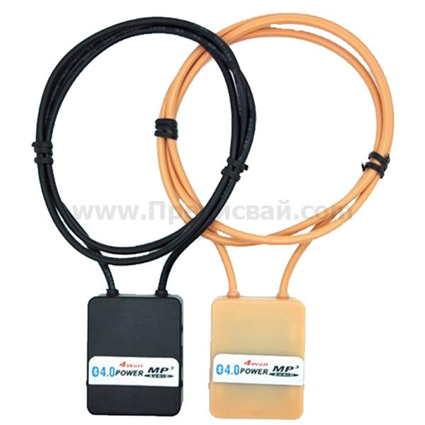 bluetooth предавател с 4 watt усилвател se502 бежов и черен цвят 01
