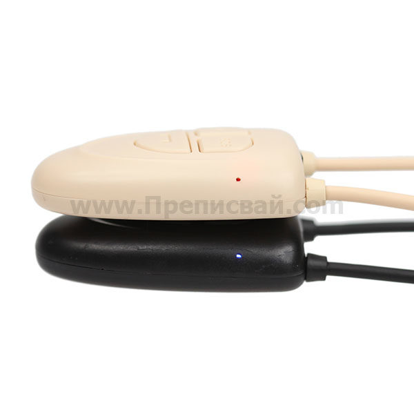 bluetooth предавател тип огърлица с 3 watt усилвател SE501 05