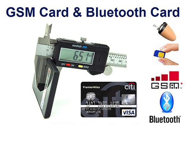 GSM Box и Bluetooth Box размер