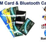 GSM Box и Bluetooth Box работа