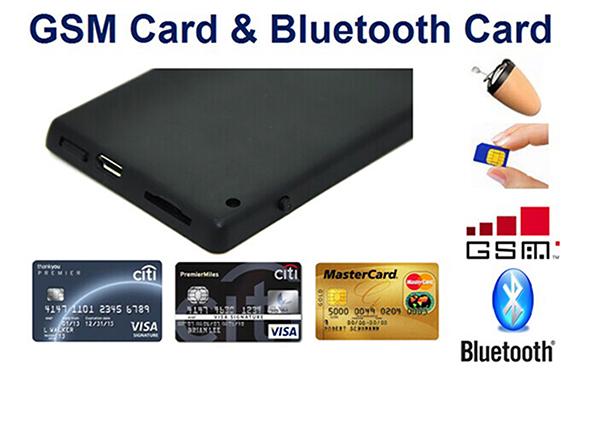 GSM Box и Bluetooth Box принцип