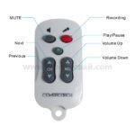 MP3 Player универсално дистанционно